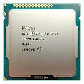 Bộ Vi Xử Lý CPU Intel Core i5-3570 Processor (3.80Ghz, 6M) - Hàng Nhập Khẩu