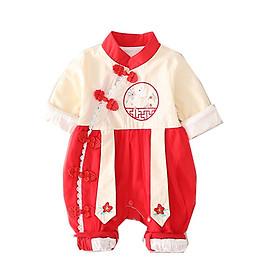 Bodysuit trung hoa cho bé