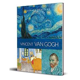 Sách - Sách Danh Họa Nổi Tiếng Larousse: Vincent Van Gogh + Claude Monet + Paul Gauguin