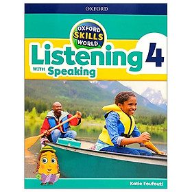 Oxford Skills World: Level 4: Listening With Speaking Student Book