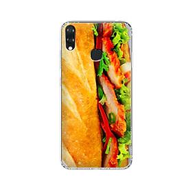 Ốp lưng điện thoại Vsmart Joy 1 Plus - 01193 8026 BANHMIVIETNAM01  - Silicone Dẻo - Hàng Chính Hãng