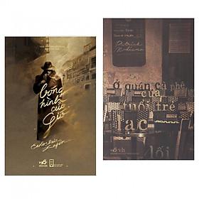 Combo 2 cuốn sách văn học hay nhất: Bóng Hình Của Gió  + Ở Quán Cà Phê Của Tuổi Trẻ Lạc Lối  (Tặng kèm Bookmark Happy Life)