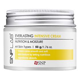 Kem Dưỡng Chuyên Sâu Dành Cho Da Khô Và Da Nhạy Cảm SNP LAB+ Everlasting Intensive Cream (50g)