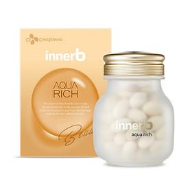 Thực Phẩm Bảo Vệ Sức Khỏe Innerb Aqua Rich Radiant Soft Skin Hỗ Trợ Giữ Ẩm Làm Đẹp Da 28g - Sản Phẩm Chính Hãng