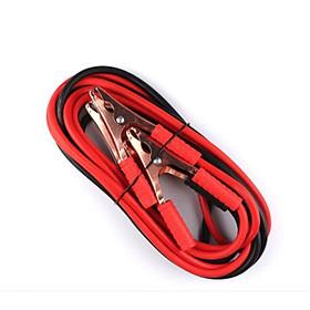 4m Bộ dây câu bình ắc quy lõi đồng 2000A (Đen Đỏ)