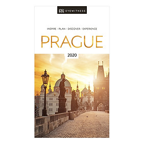 DK Eyewitness Travel Guide Prague: 2020 - Travel Guide (Paperback)