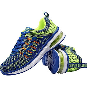 Shoe Men Running Athletic Sneakers Trainers Hiking Gym Breathable Outdoor blue