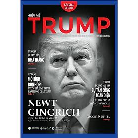 Hiểu Về Trump ( Tặng Bookmark Tuyệt Đẹp )