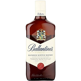 Rượu Whisky Ballantine's Finest 700ml 40% - Kèm Hộp