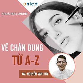Khóa học PHONG CÁCH SỐNG- Vẽ chân dung A - Z UNICA.VN