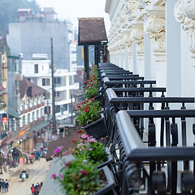 Combo Sapa BB Hotel 4* + Xe Giường Nằm, Khởi Hành Hàng Ngày Từ HN Dành Cho 01 Người