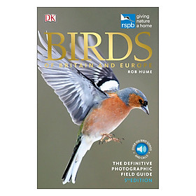 RSPB Birds Of Britain And Europe