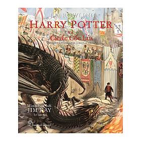 Harry Potter Và Chiếc Cốc Lửa - Tập 4 (Bản Đặc Biệt Có Tranh Minh Họa Màu)