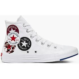 Giày Sneaker Unisex Converse Chuck Taylor All Star Logo Play - 166735C
