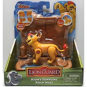Đồ Chơi Lion Guard Hình Con Vật ( Bằng Nhựa ) Không Pin Mô Hình Tăng Sáng Tạo Cho Trẻ Nhân Vật Hoạt Hình Phim Vua Sư Tử - The Lion King Nhựa An Toàn Hàng Nhập Mỹ