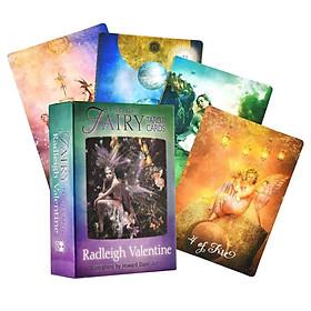Bộ Bài Bói Tarot Fairy Tarot Cards Cao Cấp