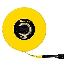 Thước dây sợi thủy tinh 30m Stanley STHT34262-8