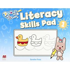 Doodle Town 1 Lit Skills Pad