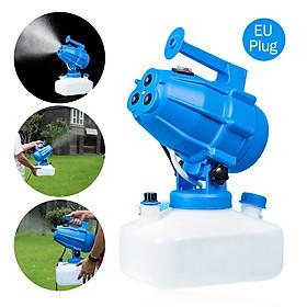 Electric ULV Fogger Portable Ultra-Low Volume Atomizer Sprayer Fine Mist Blower Humidifier Pesticide Nebulizer 5L