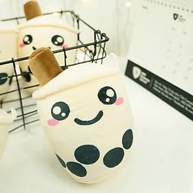 Gấu Bông Thú Nhồi Bông Trà Sữa Cute
