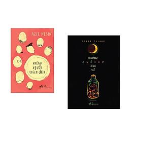 Combo 2 cuốn sách: Những giấc mơ của bố + Những người thích đùa