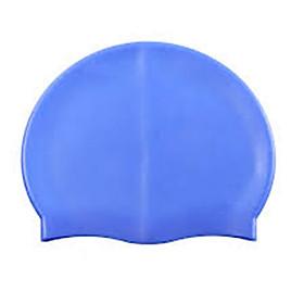 Mũ Bơi Silicon Chống Nước Cao Cấp MB01 - Hồng