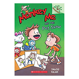 Monkey Me Book 2 Monkey Me And The Pet Show (With Cd)
