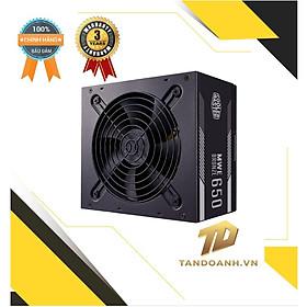 Nguồn máy tính Cooler Master MWE Bronze V2 650W - HÀNG CHÍNH HÃNG