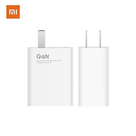 Bộ sạc Xiaomi Gali Nitride GaN Type-C Bộ sạc nhanh di động 55W,Điện thoại di động, sạc máy tính