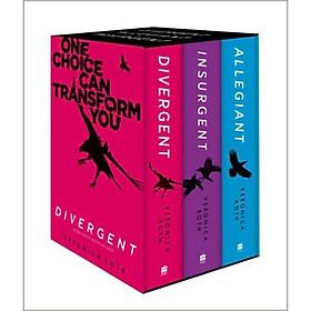 Hình đại diện sản phẩm Divergent Series Box Set (Books 1-3)