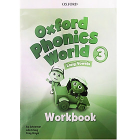Oxford Phonics World 3 Workbook