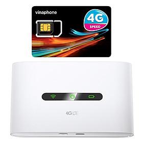 Hình đại diện sản phẩm Bộ Phát Wifi TP-Link M7300 150Mbps + Sim Vinafone Trọn Gói 12 Tháng