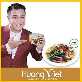 [Chỉ Giao HCM] - Nấm mối đen kho tiêu đặc sản Phú Quốc 150g, thực phẩm chay