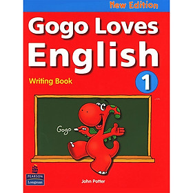 Gogo Loves English Writing Book 1 (New Edition) (Paperback)