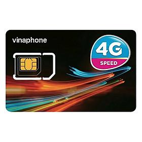 Sim 4G Vinaphone VD89 Nghe Gọi Tặng 2GB/Ngày Trọn Gói 1 Năm - Hàng Chính Hãng