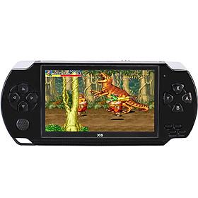 Máy chơi game cầm tay đa năng X6 cài sẵn 10000 trò game 4 nút hay siêu kinh điển - Hàng nhập khẩu
