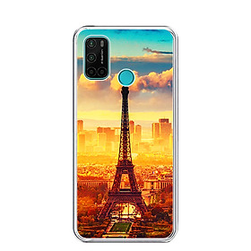 Ốp lưng dẻo cho điện thoại VSMART JOY 4 - 0299 PARIS01 - Hàng Chính Hãng