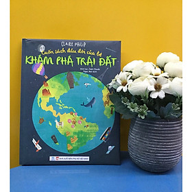 Cuốn sách đầu đời của bé - Khám phá trái đất