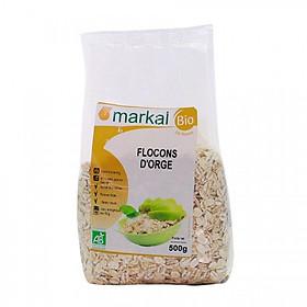 Hạt  lúa mạch ngọc trai (ý dĩ) hữu cơ cán dẹp 500g - Markal