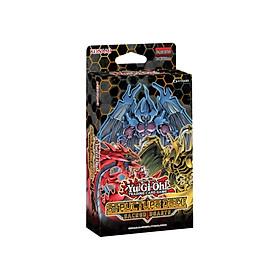 Bộ Bài Cơ Bản YugiOh! Structure Deck: Sacred Beasts - Chính Hãng Konami - Nhập Khẩu từ Anh