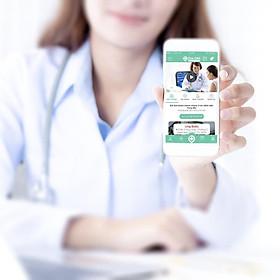 Combo 3- Gói Xét Nghiệm Đánh Giá Sức Đề Kháng Và Hệ Miễn Dịch -  Dịch Vụ Tại Nhà - Dr.Oh - Bệnh Viện Đa Khoa Hồng Đức ( Tặng 3 Xét Nghiệm Tầm Soát Ung Thư Gan  Qua Máu)