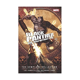 Marvel Comics: Black Panther: The Man Without Fear