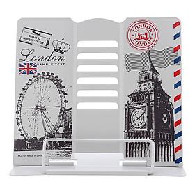 Giá Kẹp Sách, Đỡ Sách, Đọc Sách Chống Cận - Hình London 2