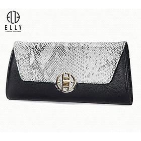 Túi clutch nữ cao cấp da thật ELLY – EC39