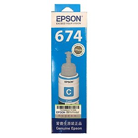 Mực In EPSON T6743