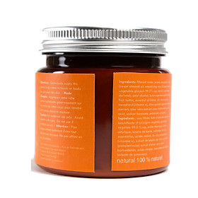 Kem Dưỡng Tay Chân Quýt Tangerine Dream Natural Hand & Foot Repair Cream Scentuals (125ml)