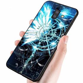 Hình đại diện sản phẩm Ốp điện thoại Samsung Galaxy A6 2018 - Lung Linh Sắc Màu MS LLSM053 - Hàng Chính Hãng