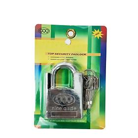 Ổ khóa chống cắt cao cấp 3 vòng an toàn độ dày 50mm, 60mm