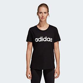 Hình đại diện sản phẩm Áo Thun Thể Thao Nữ Adidas App W E Lin Slim T 050719