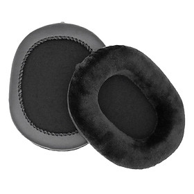 1Pair Replacement Ear Pads Cushion For Audio Technica ATH Headphones